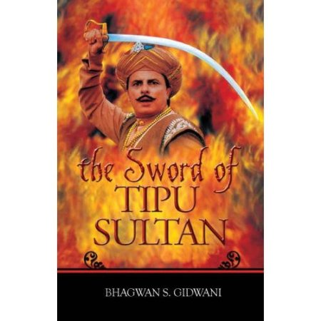 Book_Sword of Tipu Sultan Shaheed