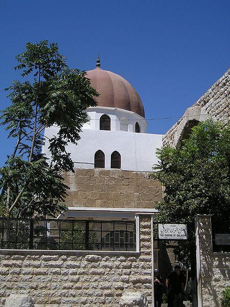 SSAyyubi_Qabar-Tomb