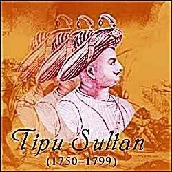 Tipu Sultan Shaheed_1750-1799
