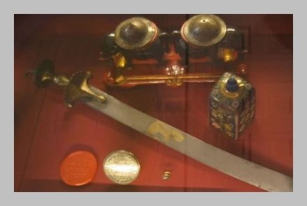 Tipu Sultan's Sword