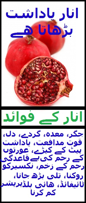 Widget_Pomegranate is good for Health
