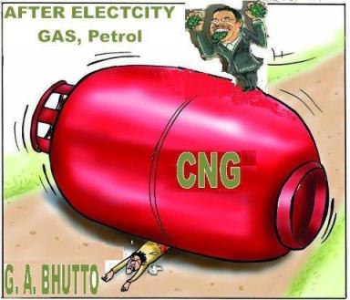 CNG Prices crush the Public