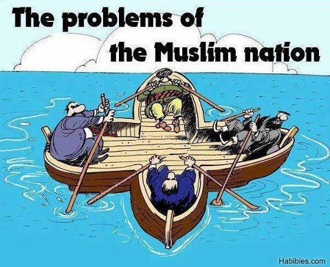 Widget_Problem of the Muslim Nation