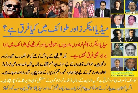 Widget_Traitor Media of Pakistan works for Foreigners