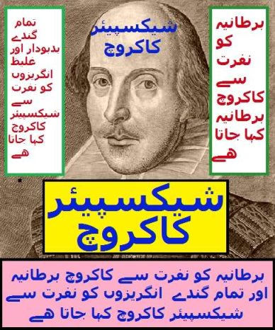 Widget_Urdu_Shakespeare CCKR