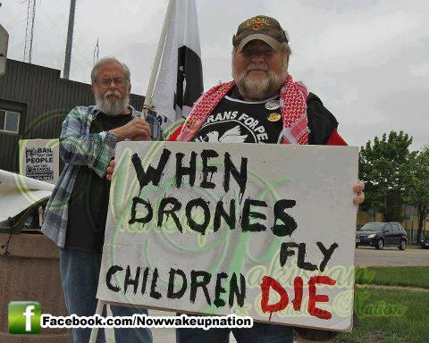 Widget_When Drones Fly - Children Die
