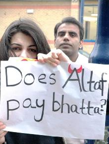 Does Altaf Harami Pay Bhatta