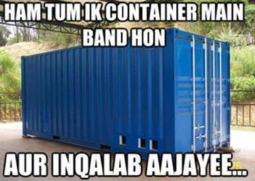 PIC_Ghaddar Padri's Container Inqilab