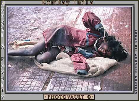 British Poverty in India