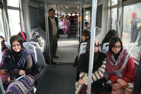 Metro Bus Lahore-3