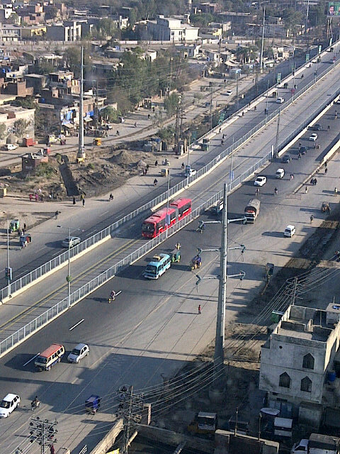 Metro Bus Lahore-7