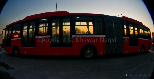 Metro Bus Lahore-8