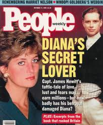 Diana's secret Lover
