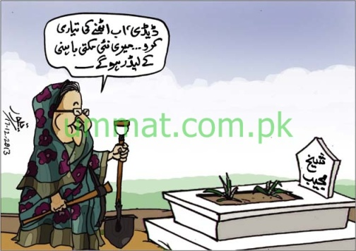 CARTOON_Haseena Wajid