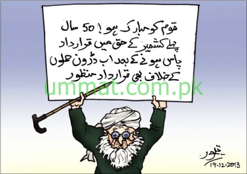 CARTOON_Maulana Fazl ur Rehman