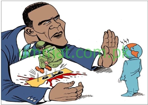 CARTOON_Obama is a Terrorist