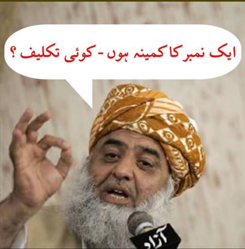 Widget_Maulana Fazlur Rehman