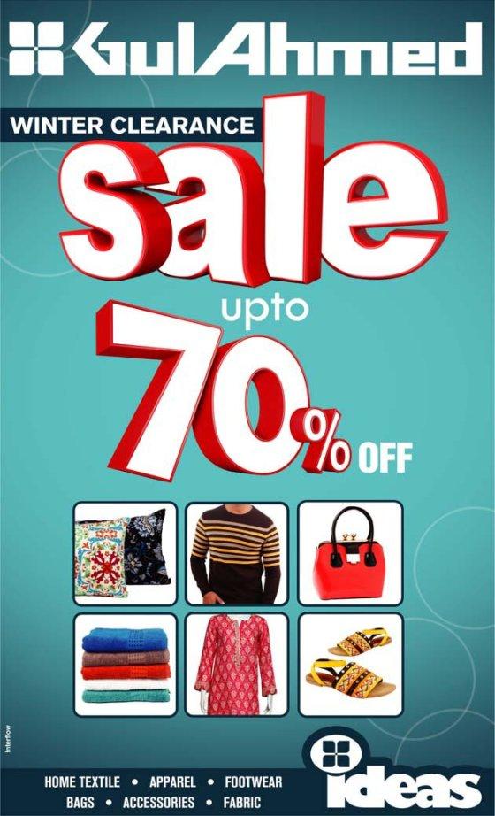 Advert_Gul Ahmed Clearance Sale_U_06-12-14